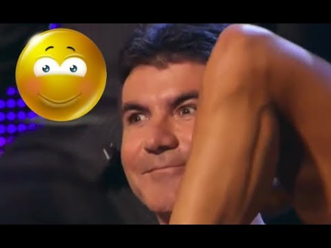 10 *SIMON COWELL'S MOMENTS* He Knows What Is He Doing!
