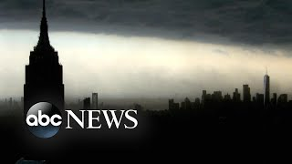 5 confirmed dead as severe storms hit Northeast