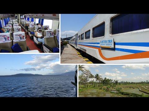 Surabaya to Bali by train & ferry