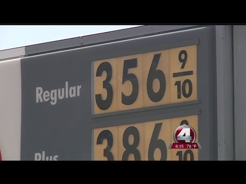 Pains at the pump in SWFL: gas prices spike