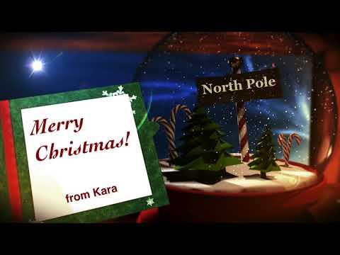 Christmas Intro - Kara