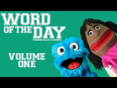 Fluffy Friends - Word of the Day: Volume One