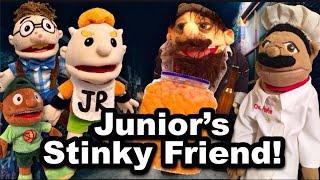 SML Movie: Bowser Junior's Stinky Friend!