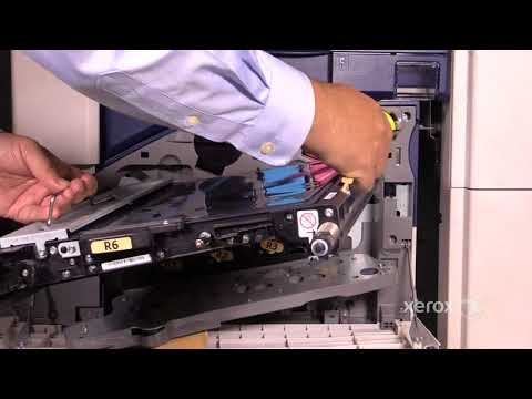Xerox® WorkCentre® 7120/7220/7225 Replace Transfer Belt