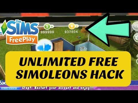 The Sims Freeplay Hack - The Sims Freeplay Free Simoleons Android/IOS