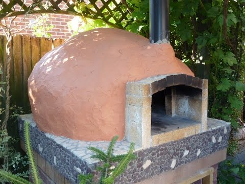 Build your own Pizza Oven reviewed