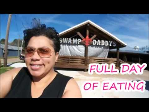 FULL DAY OF EATING   KETOGENIC DIET   CRAWFISH WITH MOM