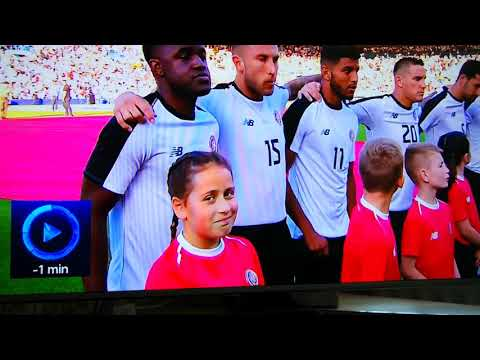 Mascot does Leeds salute England vs Costa Rica 2018