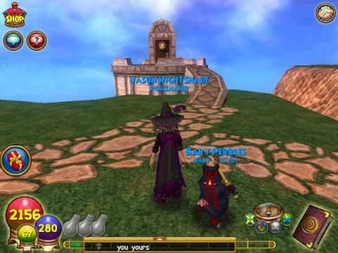 Cheat engine- up to 8000 speed on wizard101