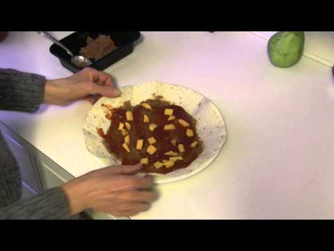 How to Make Fast, Easy Bean Burritos