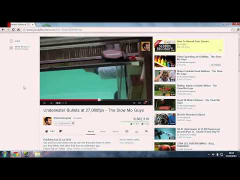 How To: Fix YouTube Lag In Chrome