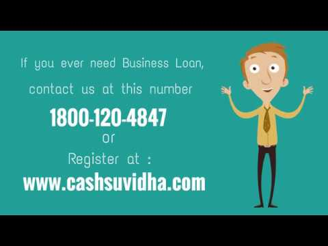 Apply online for Business Loan for MSME & SME | Cash Suvidha