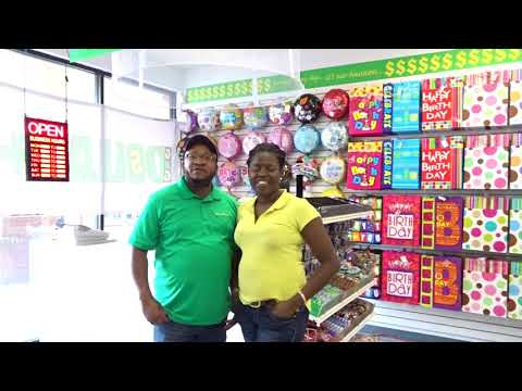 Dollar Store Grand Opening