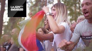 WRC - Neste Rally Finland 2018: The Fans 🔝