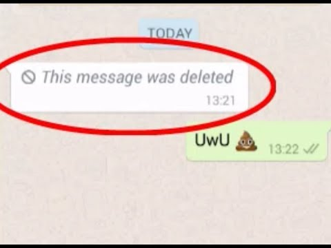How to Delete Sent Messages on Whatsapp