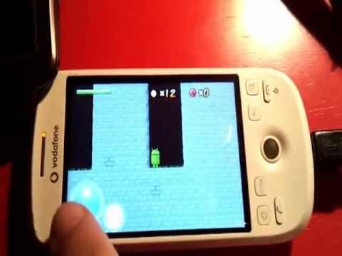 HTC Magic / Sapphire 32b Ginger Yoshi 1.5 / Android 2.3.5