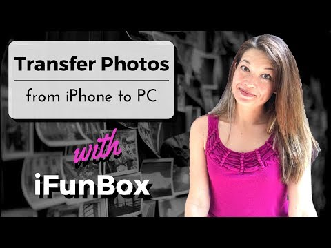 Transfer Photos from iPhone to PC using iFunBox Software