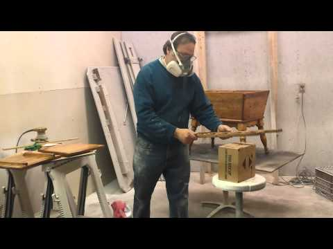 refinishing a maple end table timeless arts refinishing