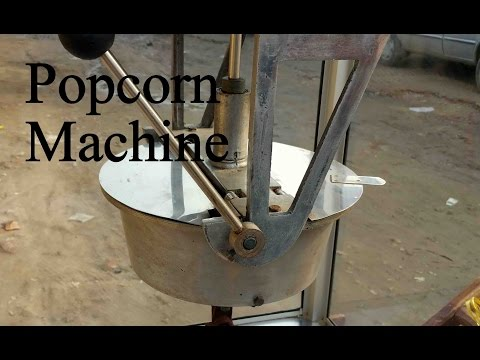 Popcorn Machine | How To Make Popcorn Machine
