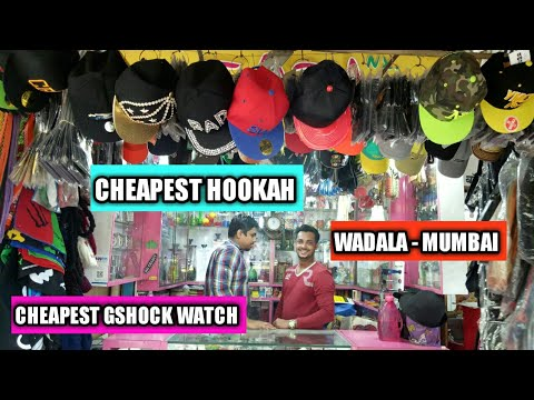 इतना सस्ता😱| Hookah | Watches | Customized locket | Cheap Price | Iqra nx shop| Bmc Market | Wadala