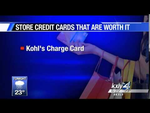 Working 4 you: Store credit cards that are worth it