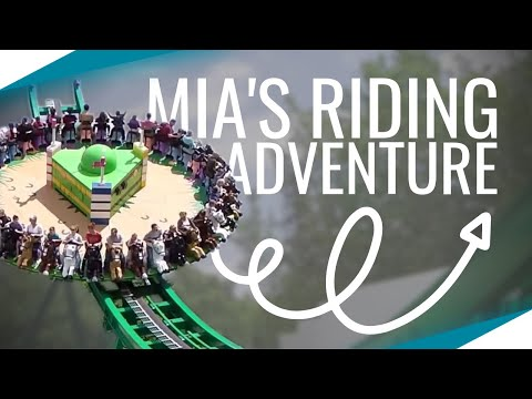 Mia's Riding Adventure - Off_Ride at Legoland Windsor 2015 ( HD )