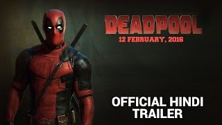 Deadpool | Green Band Hindi Trailer 2016 | Fox Star India