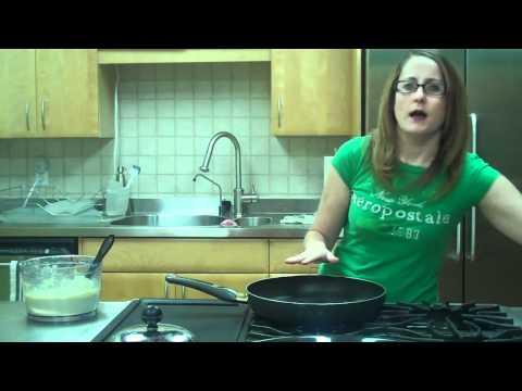 Replacing Eggs: Vegan Cooking For Carnivores