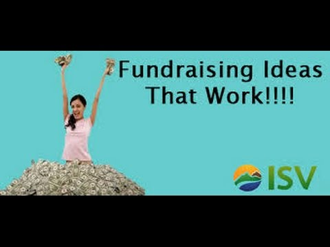 How To Raise Money For A Non Profit Organization Or A  Charity - Consistently