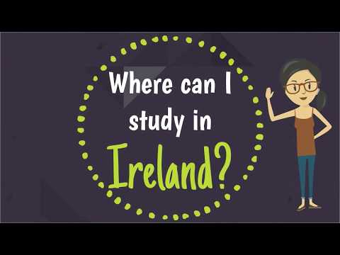 Where can I study in Ireland
