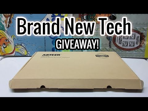 SPECIAL TECH GIVEAWAY!! THANK YOU! (International) OPEN!!