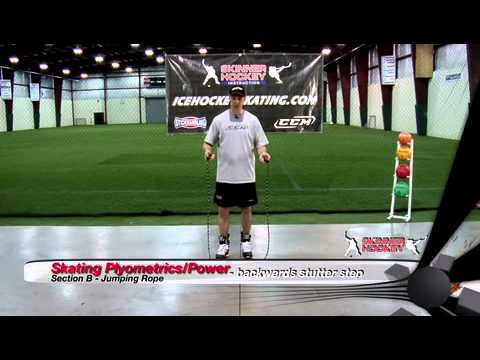 Ultimate Hockey Skills -  Jumping Rope
