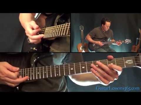 Dimebag Darrell Style Harmonics