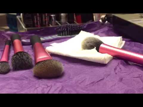 ASMR HAUL   Brush sounds, tapping *highley requested*