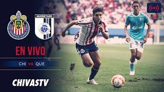 Chivas vs. Querétaro | EN VIVO | Jornada 18 | Liga MX | CHIVASTV | ESPAÑOL