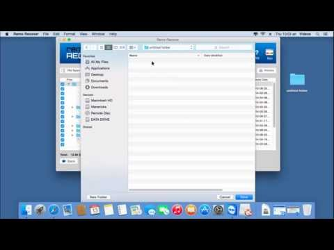 How to Recover Files Emptied from Trash on Mac