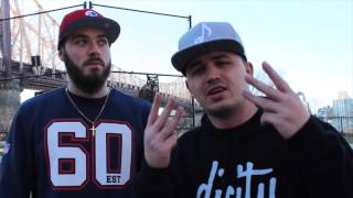 Grime in New York. What do Americans think of UK Rap & Grime? #UndergroundKingsNYC