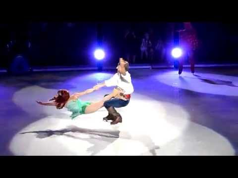 Disney on Ice: Rockin' Ever After 2014 HD - Ariel Part 4