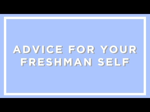 NYU Pro Tips: Freshman Advice