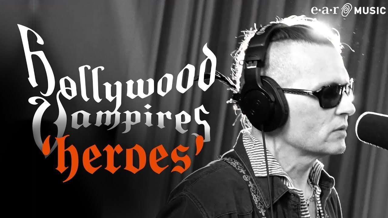"""Download Hollywood Vampires 'Heroes' from the album """"Rise"""" OUT NOW MP3 Gratis"""