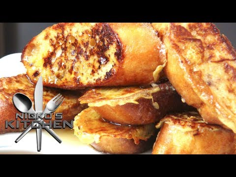 How to make French Toast - Video Recipe
