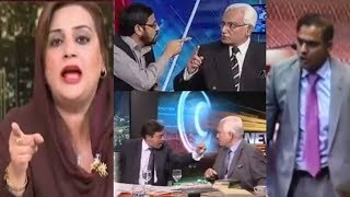 Best of Pakistani Politicians FIGHTING and ABUSING on LIVE TV! (Part 3) | PakiXah