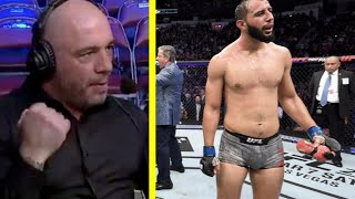 Joe Rogan Explains Problem With UFC Judges