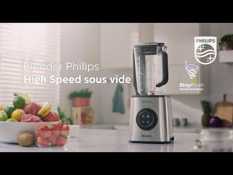 Philips High Speed vacuümblender HR3756/00