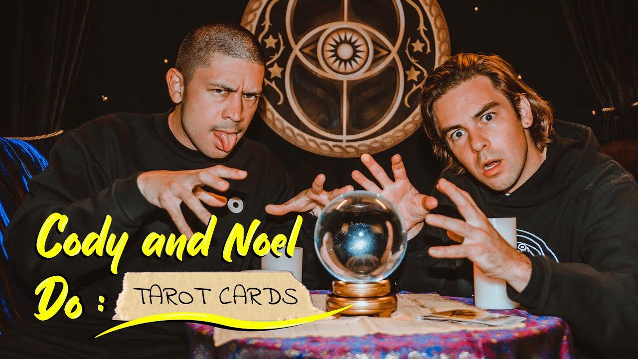Cody and Noel Do: Tarot Cards