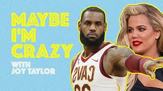 LeBron trying to stop the Kardashian Curse | Episode 05 | MAYBE I