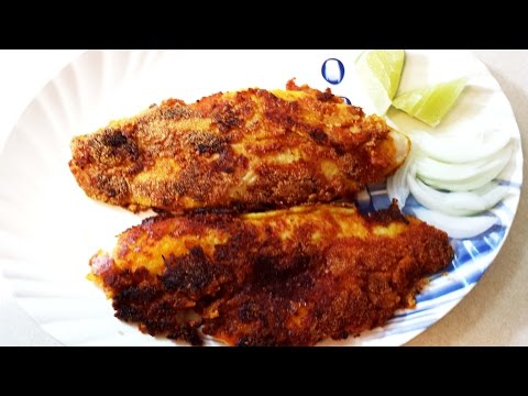 Crispy Fried Fish| Indian Style