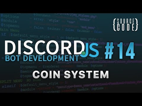 Discord.js Bot Development - Coin System - Episode 14