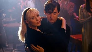 Peter Parker Gwen Stacy Jazz Club Dance Scene Spider man 3 2007 Movie Clip Hd
