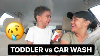 Download TODDLER vs CAR WASH Video